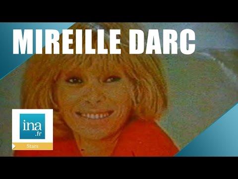 Mireille Darc victime d'un accident de la route   Archive INA