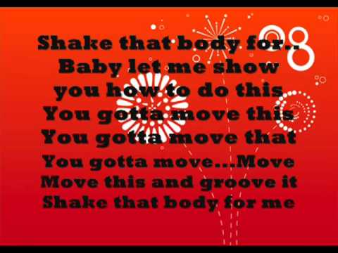 Technotronics-Move and Shake that Body