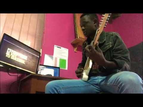 Jazz 2-5-1 Guitar sidestepping on Bb