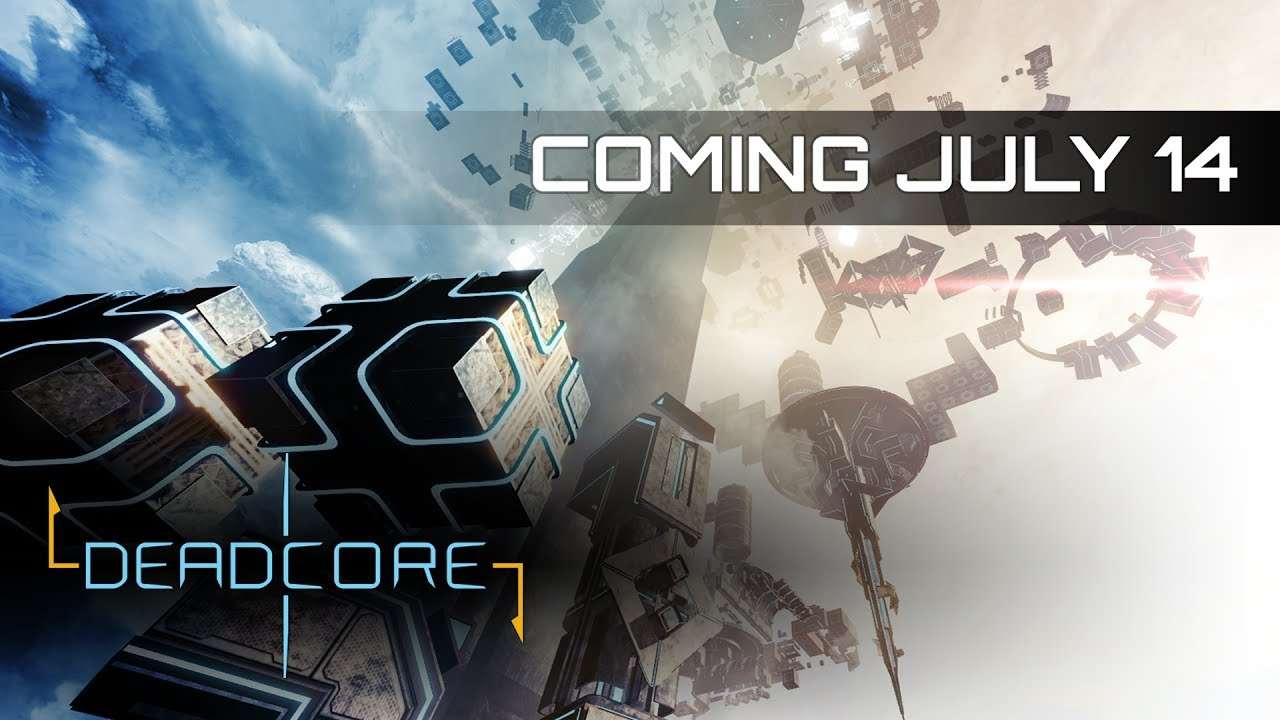 DeadCore - Announcement Trailer [PS4, Xbox One] - YouTube