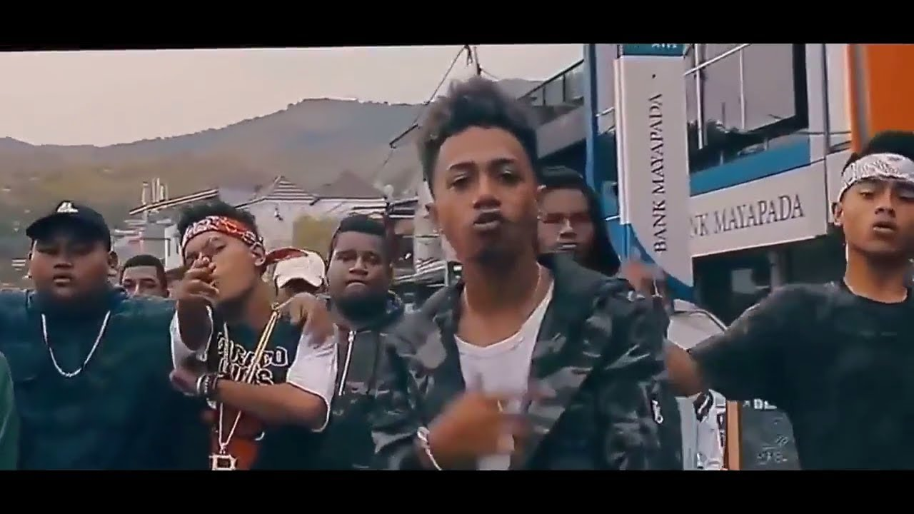 Viralin lagi Rapper Papua Buat Indonesia Serasa Di Amerika