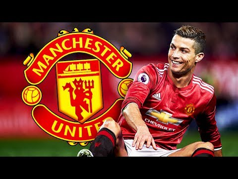 RONALDO BEST GOALS FOR MANCHESTER UNITED - THIS SUMMERS BIGGEST TRANSFER TARGET!!