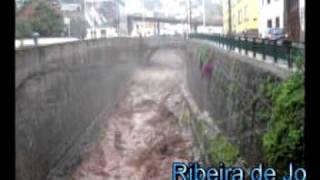 Mau tempo Madeira, horas antes da enxurrada acontecer...