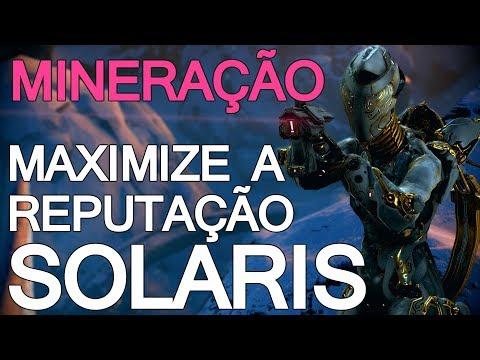 MINERAÇÃO: Melhor maneira de upar Solaris United + Dicas: Dívidas e Efetividade | WARFRAME FORTUNA thumbnail