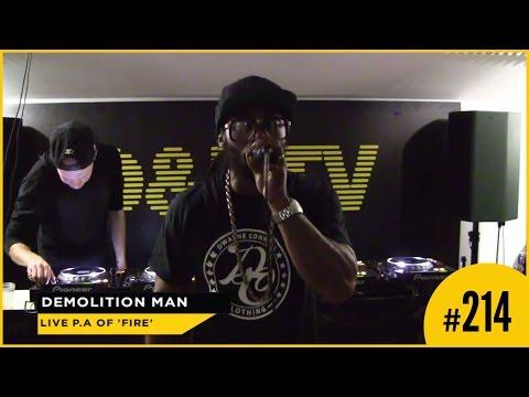 D&BTV Live #214 The Prototypes present Odyssey - Demolition Man