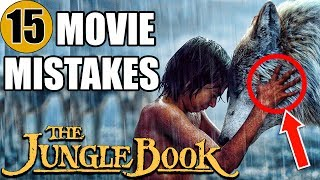 15 Mistakes of THE JUNGLE BOOK You Didn