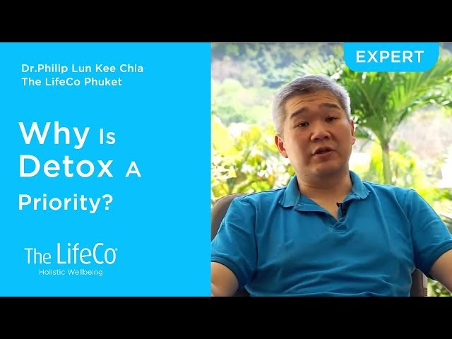 Why Is Detoxification Treatment A Priority?
