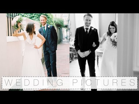 A Day In The Life: Our Wedding Photos | The Anna Edit