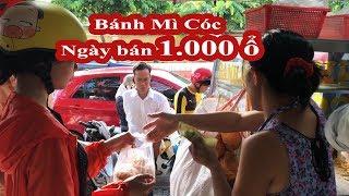 """""""Siêu nhân"""" Ngày Bán 1.000 ổ Bánh Mì Cóc Giá 16K Cực Ngon Ở Sài Gòn"""