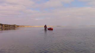 Сплав по реке Маныч 2020 2 часть Апрель Невероятная находка возле кургана