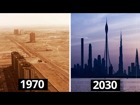 Dubai's Transformation & Its Future