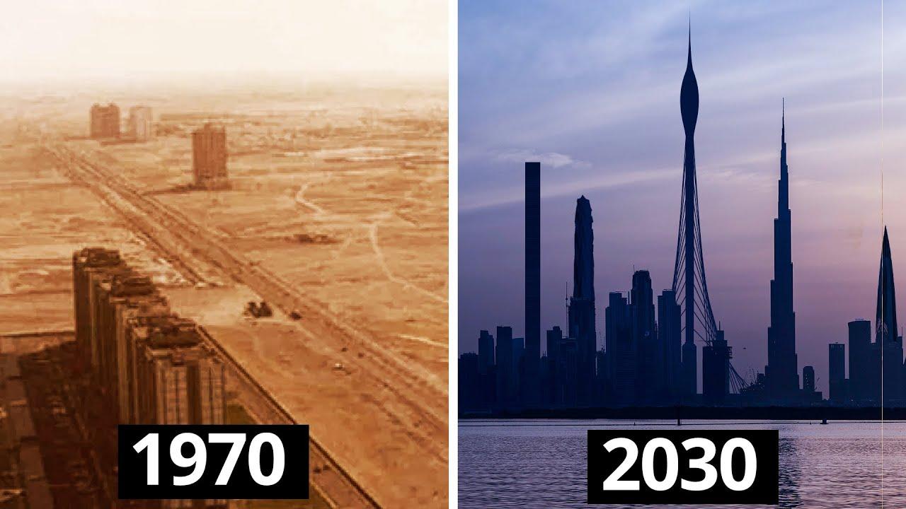Download Dubai's Transformation & Its Future