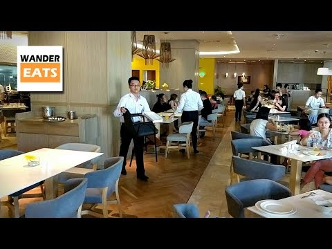 Eat: Buffet Breakfast at Weil Hotel Ipoh - YouTube