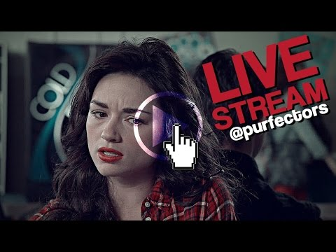 Purfectors Live Stream [edit with us and ask us questions!]