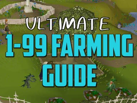 Runescape 2007 - 1-99 Farming Guide
