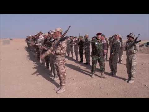 Assyrian Armed Forces 2016 HD (NPU)