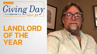 Landlord of the Year | Tabor/LHOP Giving Day!