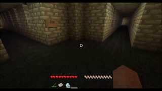 Hogcraft (Minecraft Map) - Let´s Play (German/Deutsch) #3 Von tief unten nach hoch oben