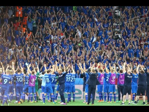 World Cup 2018: The view from Iceland