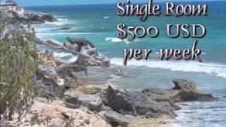 cheap vacation rental  isla mujeres mexico castillo del mar