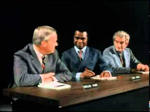 The Candidate (1972)  The Jarman-McKay Debate