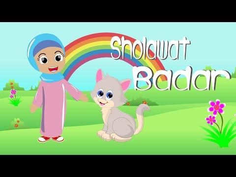 Shalawat Badar Lagu Anak Islami