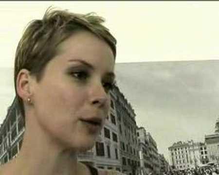 ANDREA OSVART intervista WWW.RBCASTING.COM