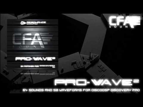 CFA-Sound Pro-Wave 2 DiscoveryPro Soundset
