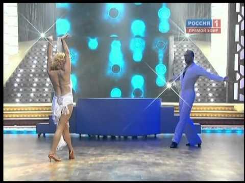 Буланова и Папунаишвили - самба