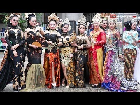 Ms Ratu Kebaya 2017 Indonesian Show Chater Road Hong Kong