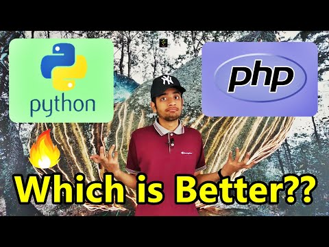 [HINDI] PHP v/s Python | Web Development Careers | Which is Better?