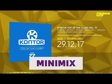 Kontor Top Of The Clubs Vol. 77  Minimix HD
