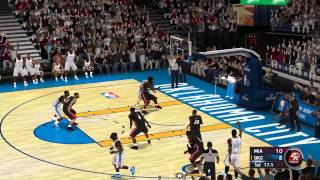 NBA 2K13 | Dolphin Emulator 4.0.2 [1080p HD] | Nintendo Wii