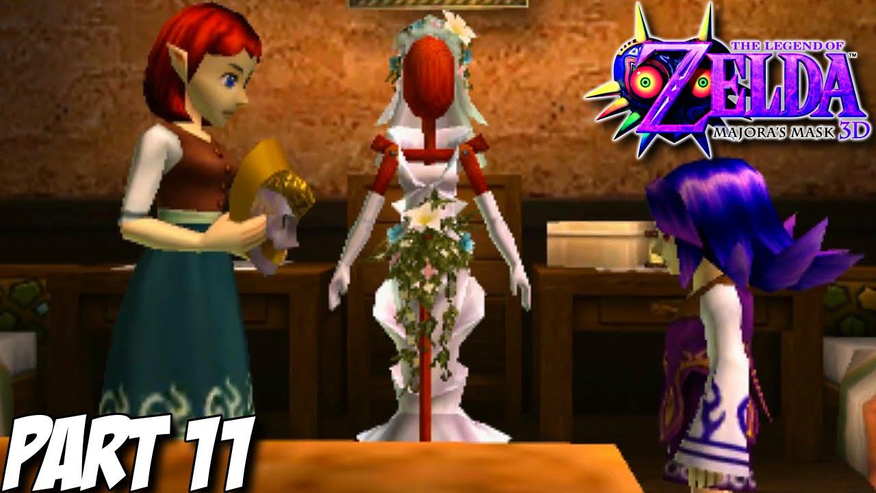 Majora's Mask Walkthrough - Zelda Dungeon