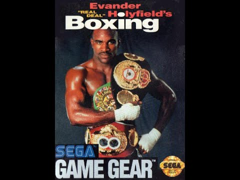 """Evander """"Real Deal"""" Holyfield's Boxing"""