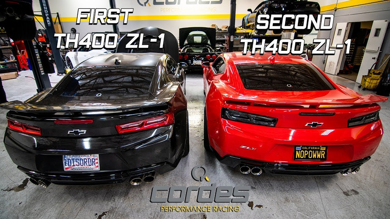 CPR Season 2 Ep 36 ► The First Ever TH400 6th Gen ZL 1!