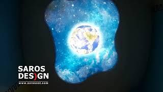 видео SAROS DESIGN | Hатяжные потолки | ВКонтакте