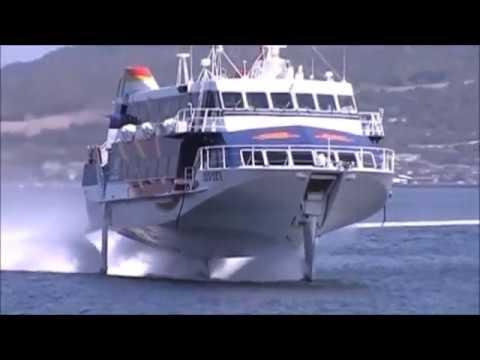 船 トッピー & ロケット 高速
