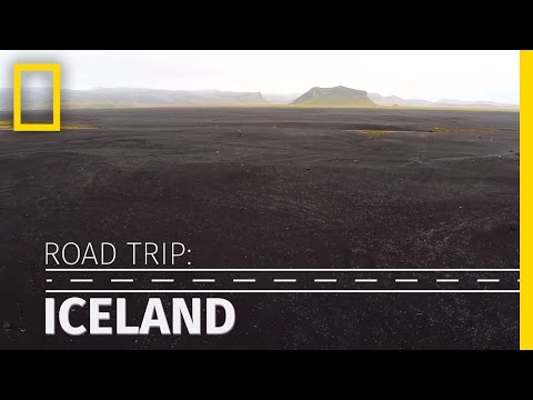 Explore the Stunning Waterfalls, Mountains, and Glaciers of Iceland | National Geographic