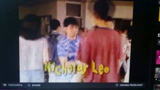 From Singapore's first ever English language sitcom/drama Under One...