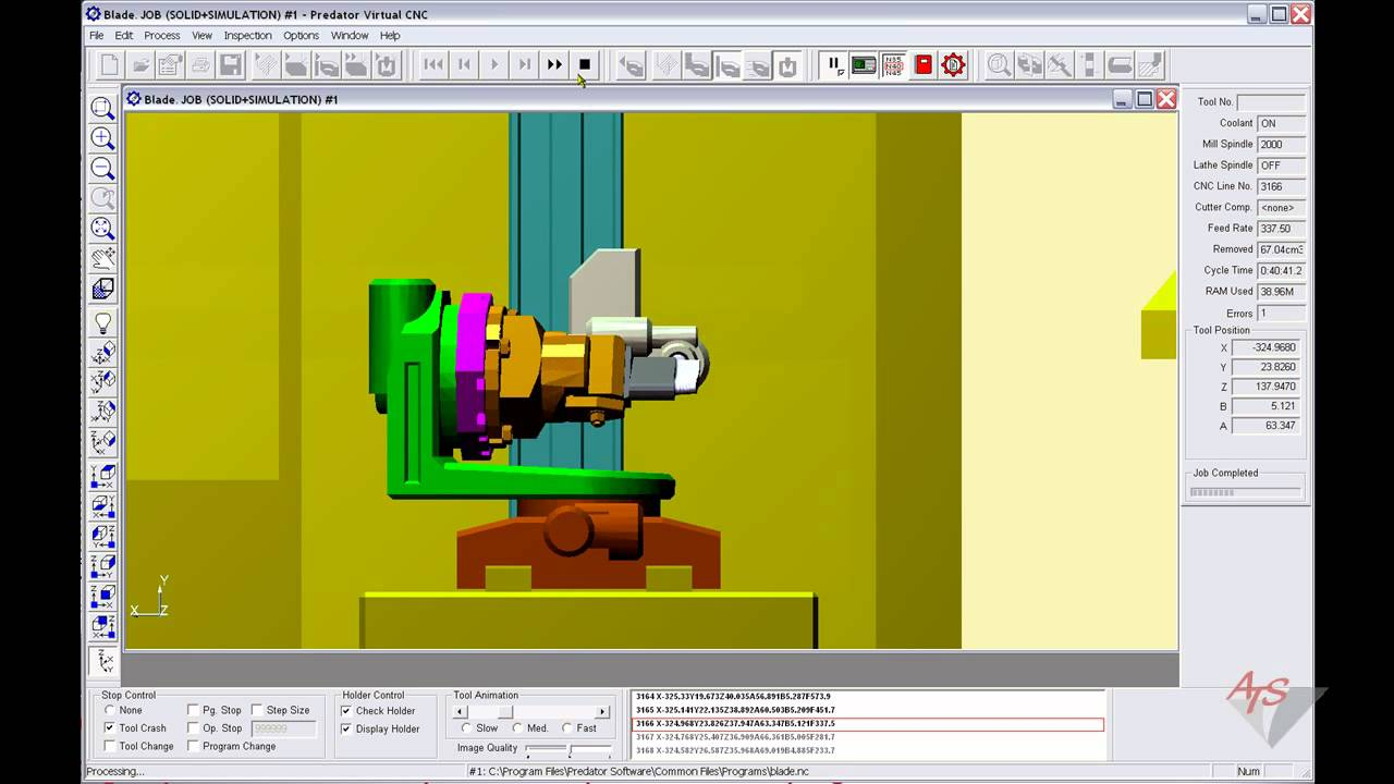 Predator Virtual CNC Free Download