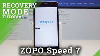 HARD RESET ZOPO Speed 7 - Recovery Mode / Factory Reset