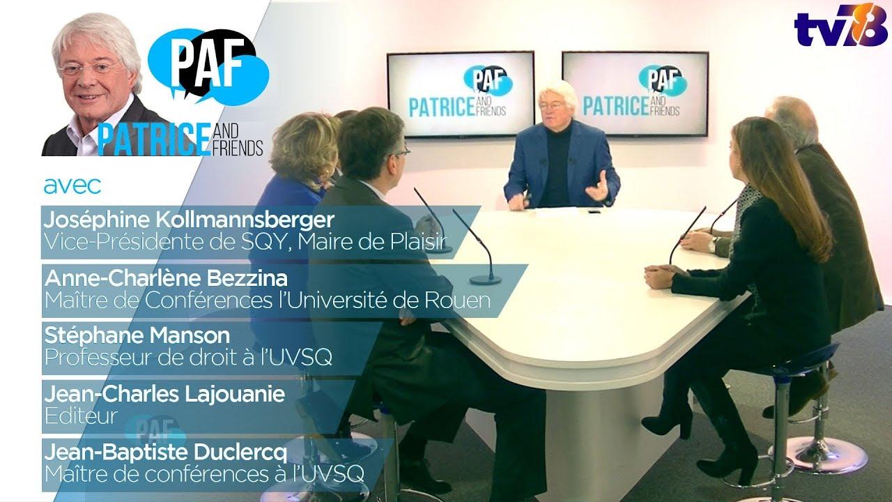 paf-patrice-and-friends-emission-2-fevrier-2018