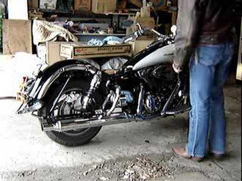 Roadhouse exhaust