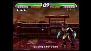 Killer Instinct Gold - Fulgore's Training