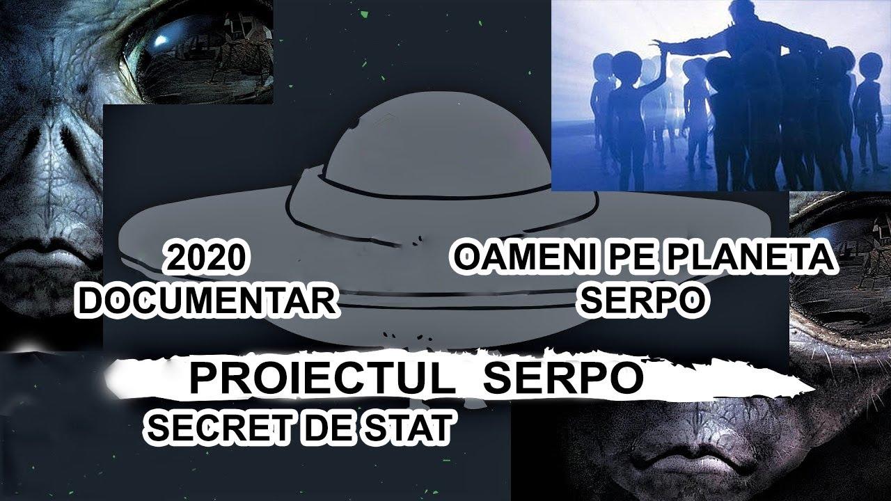 PROIECTUL ULTRASECRET CU EXTRATERESTRI DE PE SERPO / 12 OAMENI AU ZBURAT PE SERPO / TOTI AU MURIT