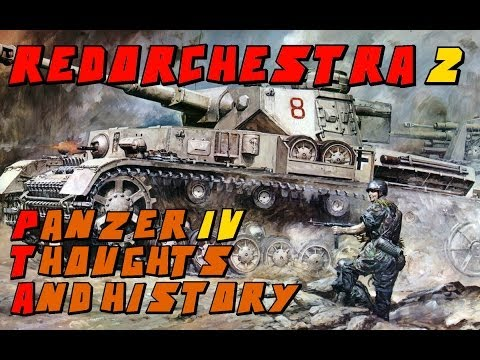 Red Orchestra 2 | Panzer IV | My Thoughts & Tank History!