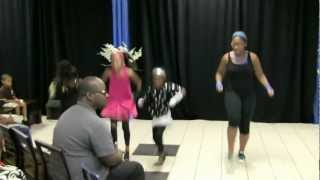 Generation-i Youth Service: Hip Hop Praise Dance
