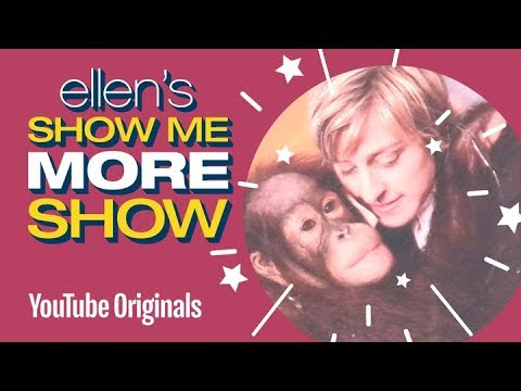 Ellen Remembers Her Orangutan Guest from 2003