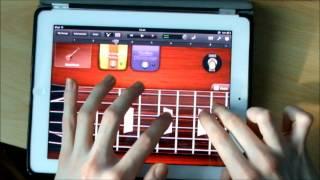Sweet Child 'O Mine - Guns 'N' Roses (GarageBand iPad)